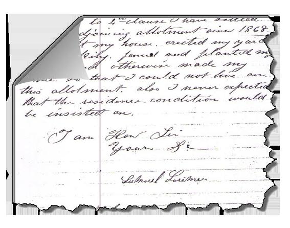 wcpr-Glenlowren-lorimers-letter-excerpt-1updated