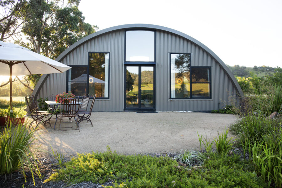 Nissen Hut Picture for Homepage